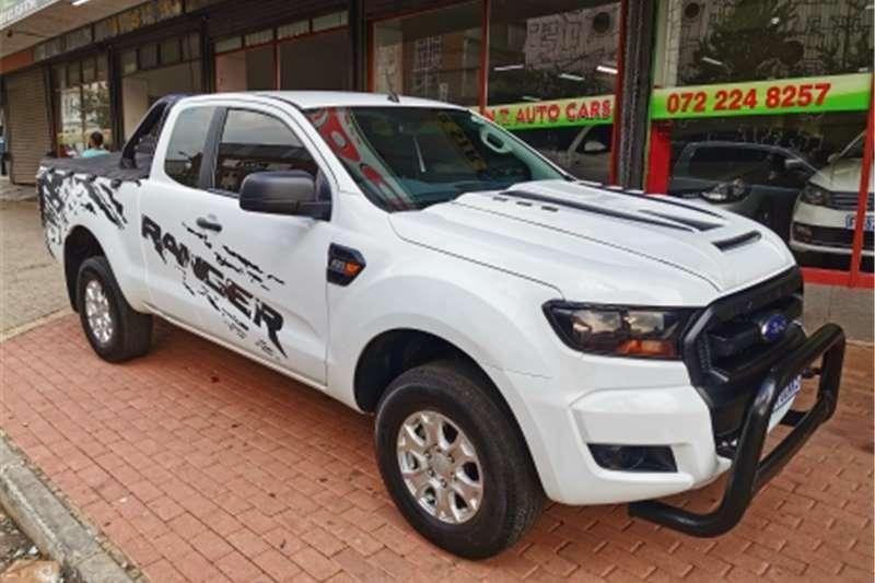 2017 Ford Ranger 3.2 SuperCab Hi Rider XLS