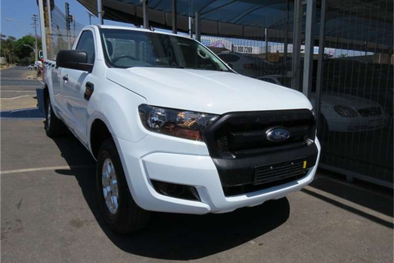 2018 Ford Ranger 2.2 4x4 XL