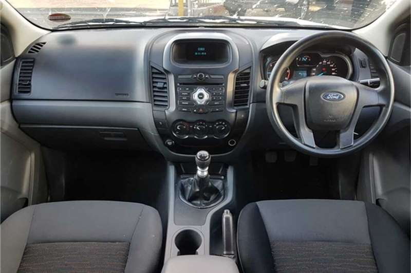 2015 Ford Ranger 2.2 double cab Hi Rider XL