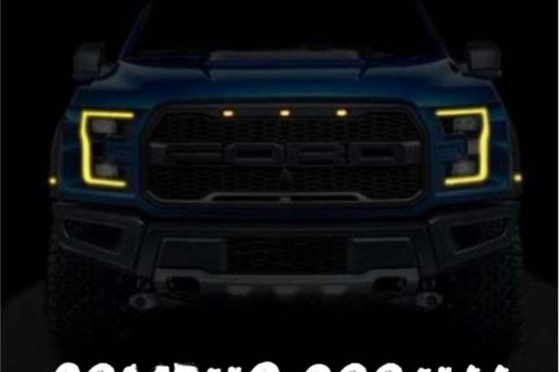 2014 Ford Ranger 3.2 SuperCab Hi Rider XLS