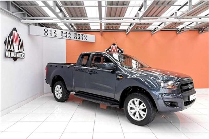 2016 Ford Ranger 3.2 SuperCab 4x4 XLS