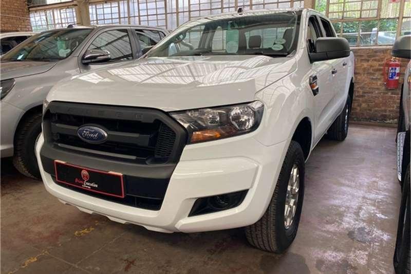 2017 Ford Ranger 2.2 double cab Hi Rider XL