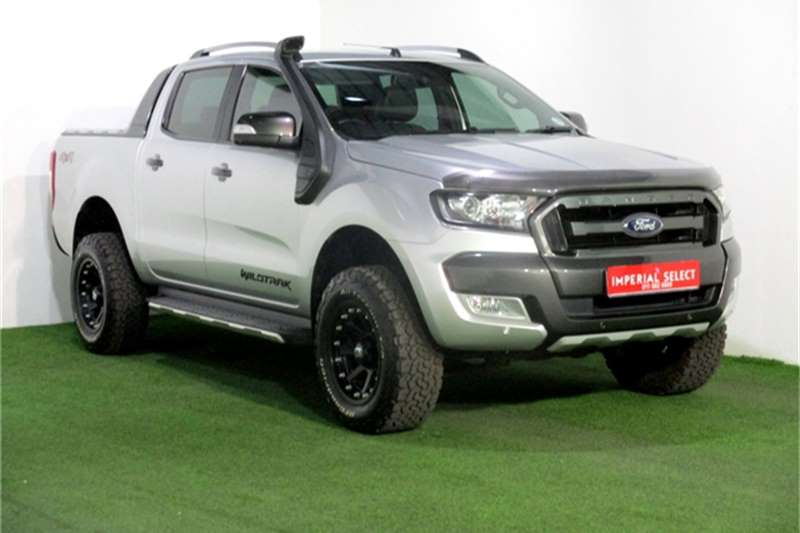 2016 Ford Ranger 3.2 double cab 4x4 Wildtrak auto