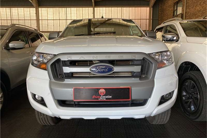 2017 Ford Ranger 2.2 4x4 XL