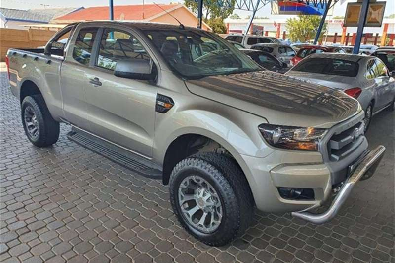 2017 Ford Ranger 3.2 SuperCab 4x4 XLS