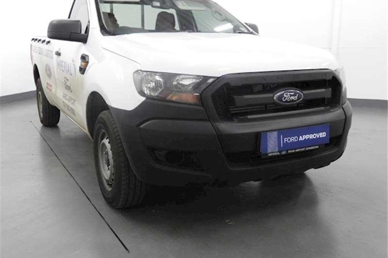 2020 Ford Ranger 2.2