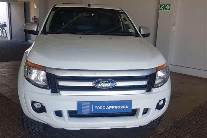 2012 Ford Ranger 3.2 SuperCab 4x4 XLS auto