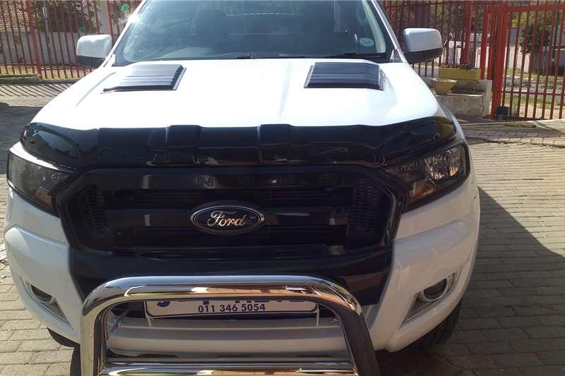 2016 Ford Ranger 2.2 SuperCab Hi Rider