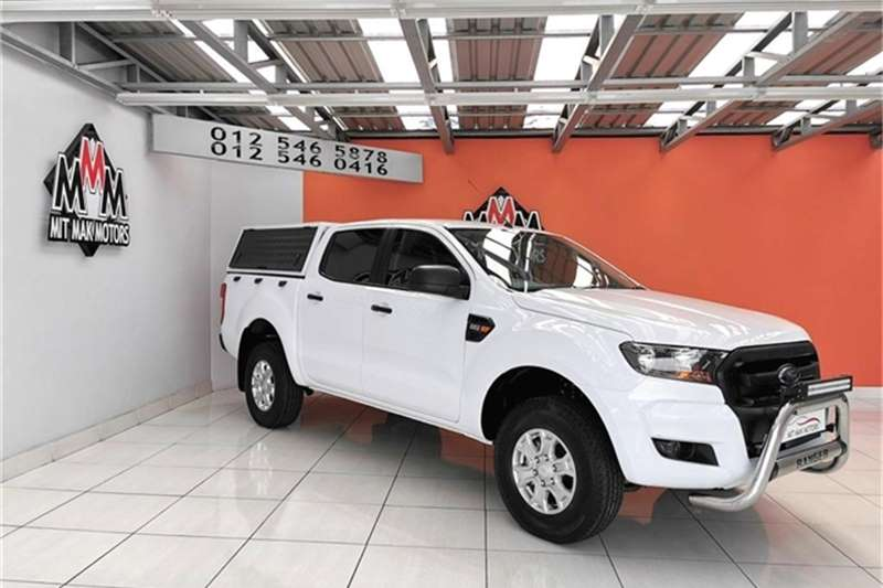 2018 Ford Ranger 2.2 double cab Hi Rider XL