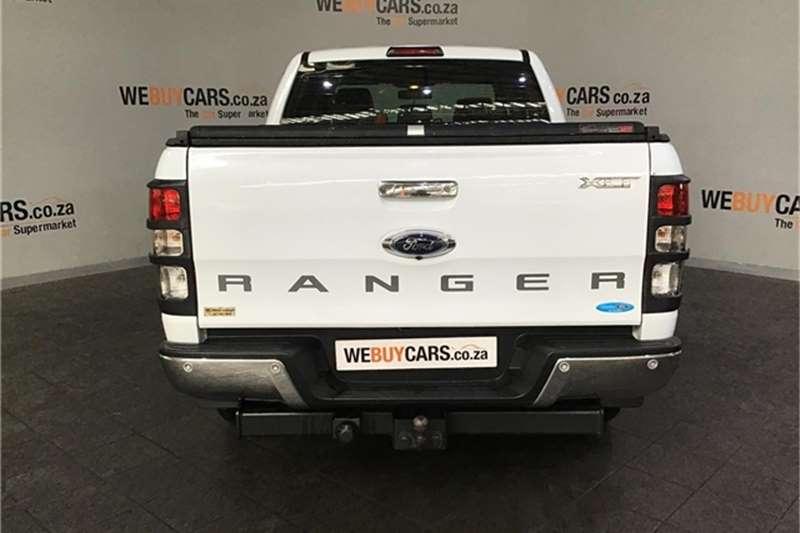 2014 Ford Ranger 3.2 double cab Hi Rider XLT auto