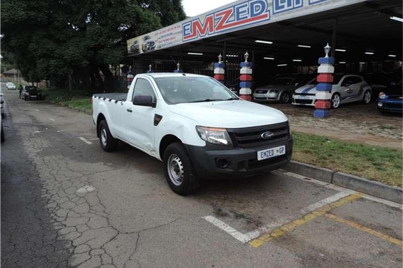 2013 Ford Ranger 2.5