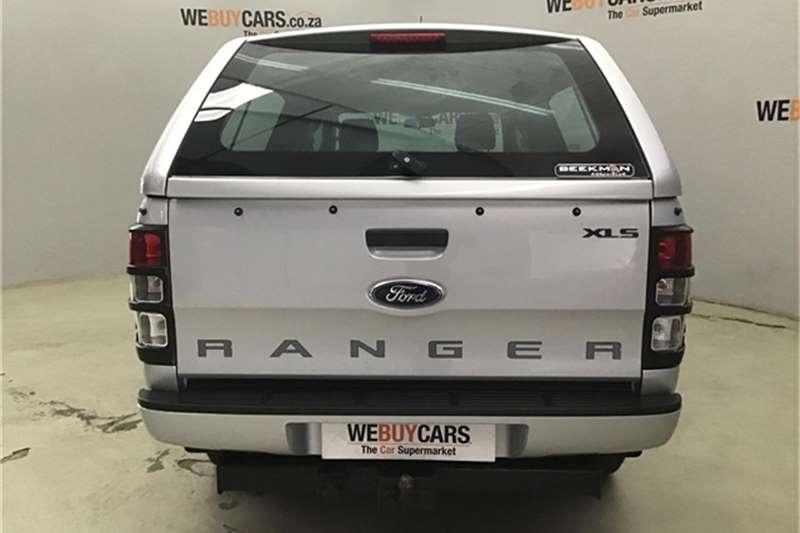 2015 Ford Ranger 3.2 SuperCab Hi Rider XLS