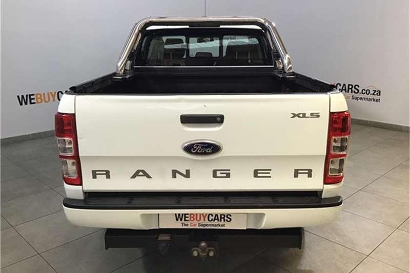 2013 Ford Ranger 2.2 double cab Hi Rider XLS