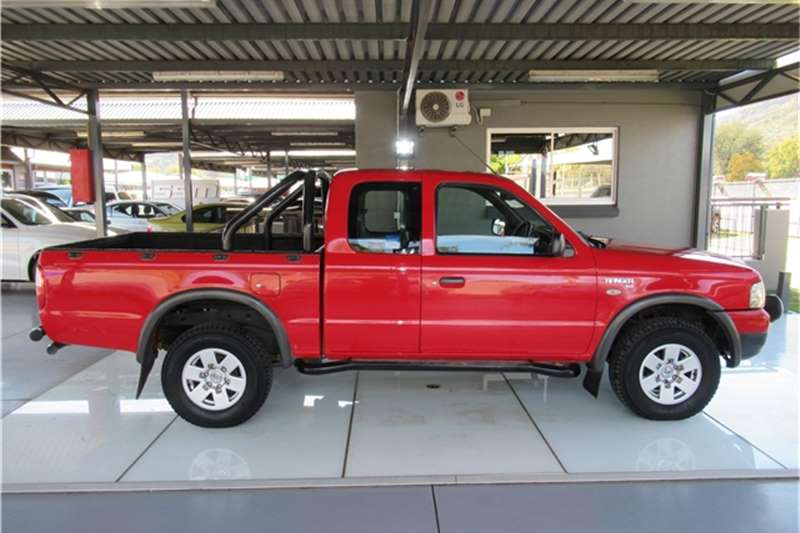 2006 Ford Ranger 2500TD SuperCab Hi Trail XLT