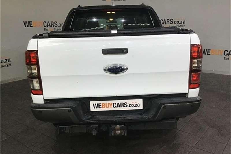 2014 Ford Ranger 3.2 double cab 4x4 Wildtrak