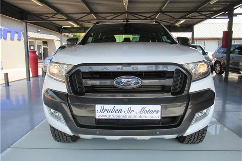 2019 Ford Ranger 3.2 double cab 4x4 Wildtrak auto