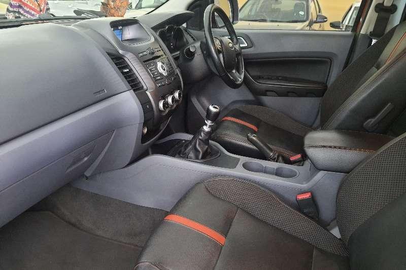 2016 Ford Ranger 3.2 double cab Hi Rider Wildtrak