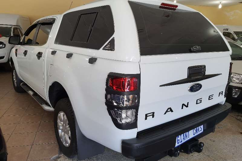 2014 Ford Ranger 2.2 double cab Hi Rider XL