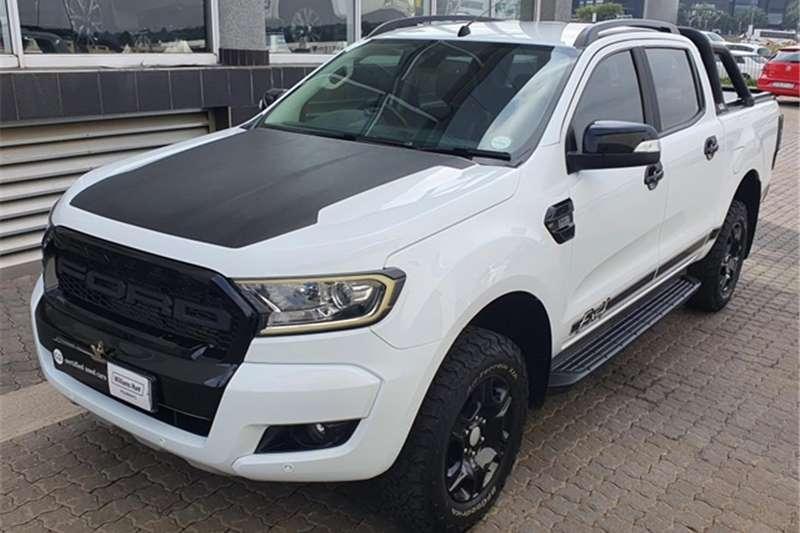 2018 Ford Ranger 2.2 double cab Hi Rider XLT