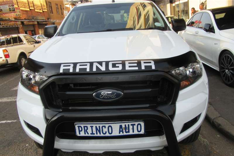 Ford Ranger Single Cab 2.2 2016