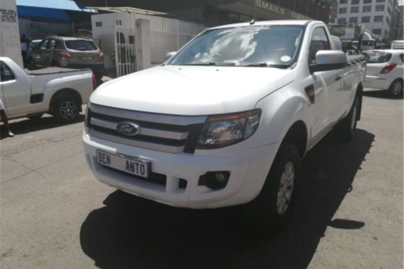 Ford Ranger Single Cab 2.2 6speed 2013
