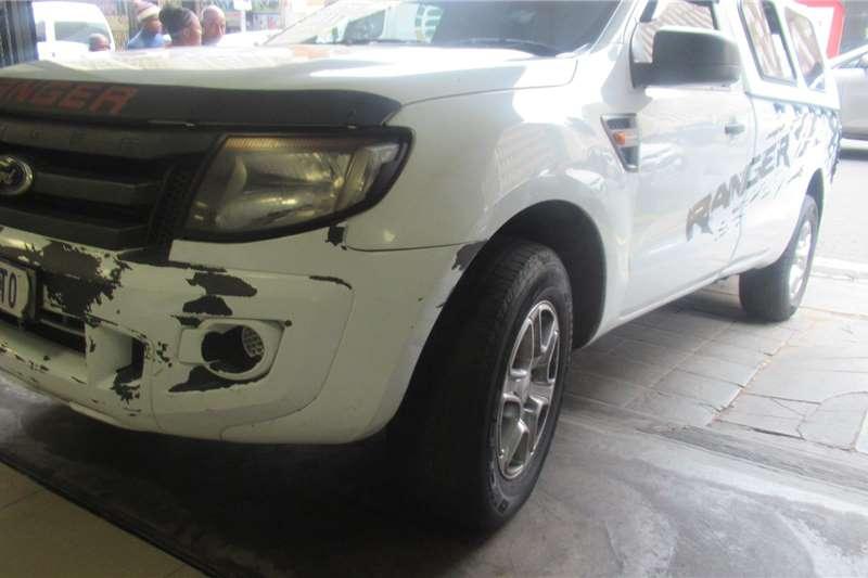 2013 Ford Ranger single cab
