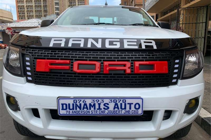 Ford Ranger Single Cab 2.2 tdci 2015