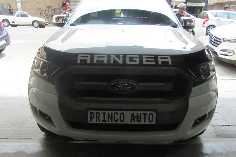 Ford Ranger Single Cab 2.2 TDCI 2017