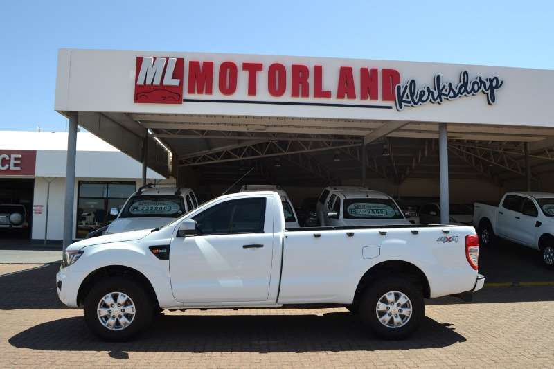 Ford Ranger Single Cab 2.2 TDCi LWB 4X4 XLS S/C 2013