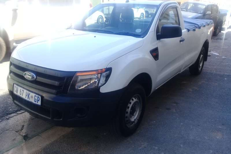 2014 Ford Ranger single cab