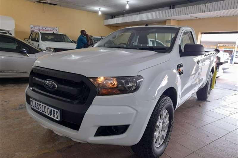 Ford Ranger Single Cab 2017