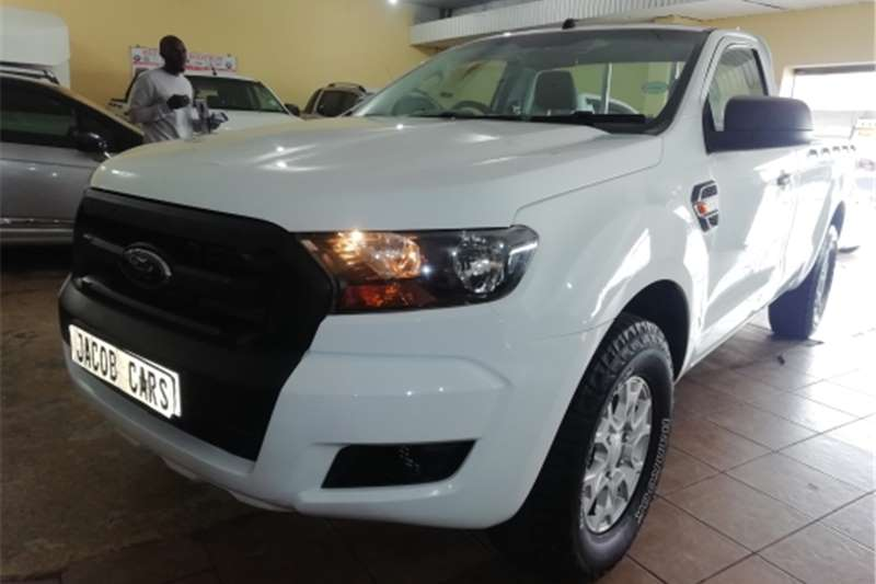 Ford Ranger Single Cab 2017