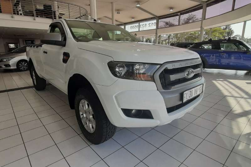 2017 Ford Ranger single cab RANGER 2.2TDCi XLS P/U S/C