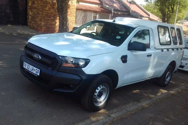 2017 Ford Ranger single cab RANGER 2.2TDCi L/R P/U S/C