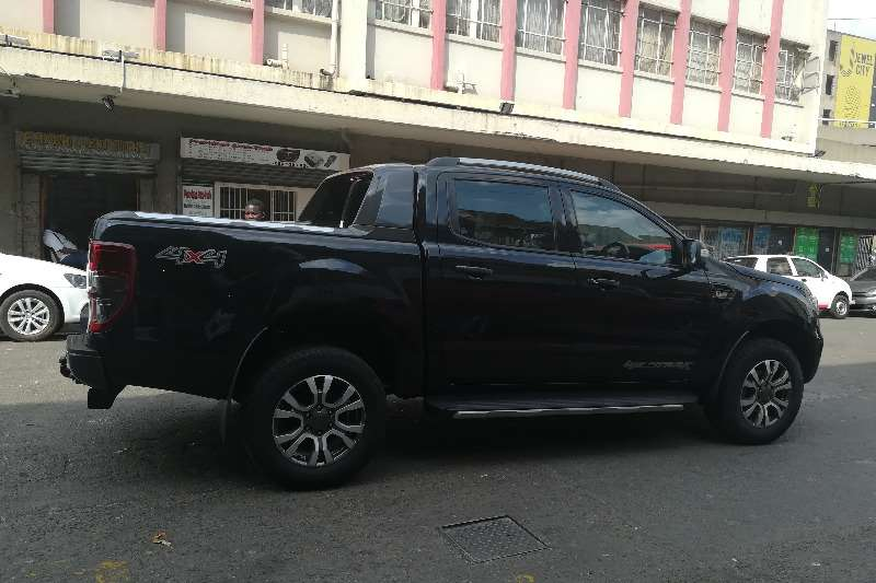 2017 Ford Ranger single cab RANGER 3.2TDCi XLS 4X4 P/U S/C