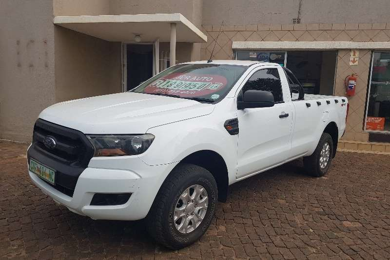 2016 Ford Ranger single cab RANGER 2.2TDCi XL P/U S/C