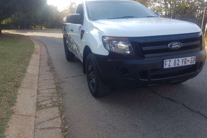 2014 Ford Ranger single cab RANGER 2.2TDCi L/R P/U S/C