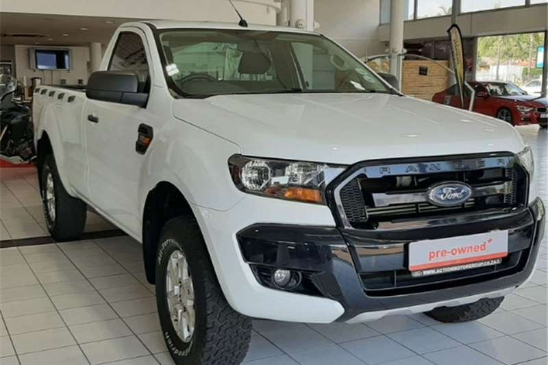 2018 Ford Ranger single cab RANGER 2.2TDCi XL A/T P/U S/C
