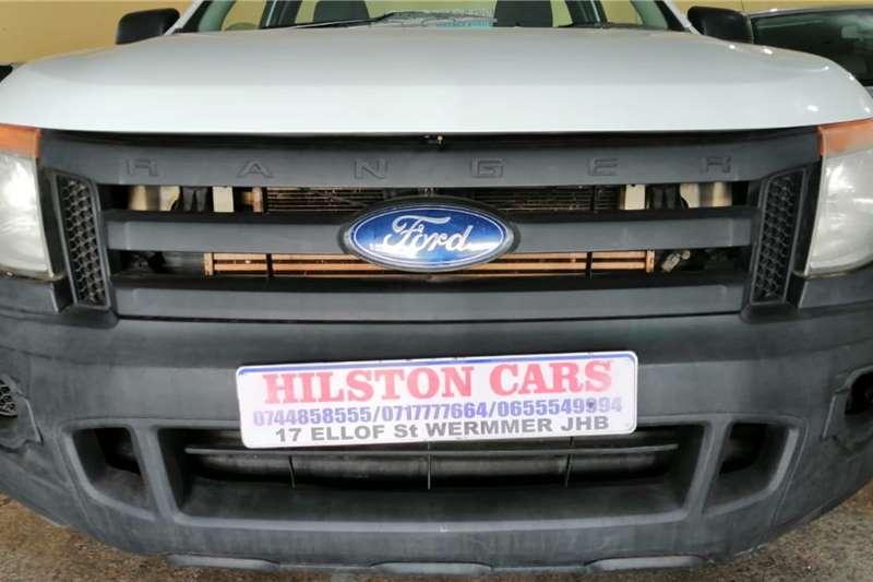 2014 Ford Ranger single cab