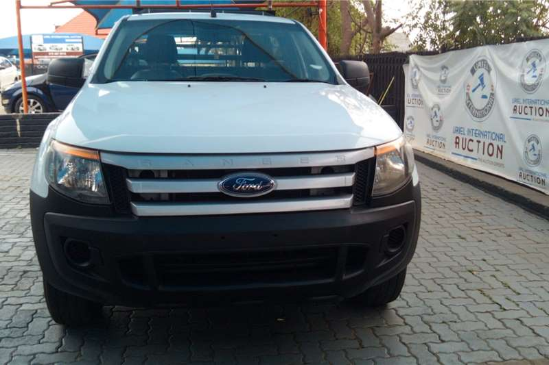 2016 Ford Ranger single cab