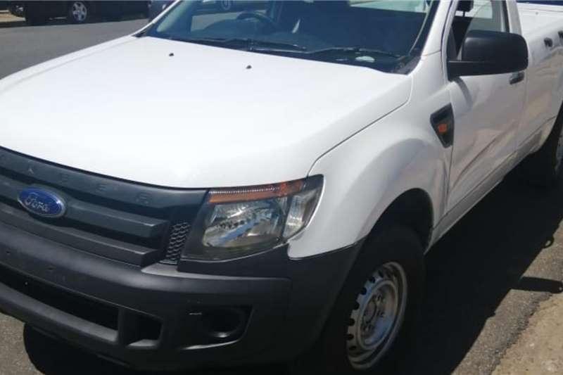 Used 2014 Ford Ranger Single Cab RANGER 2.2TDCi L/R P/U S/C