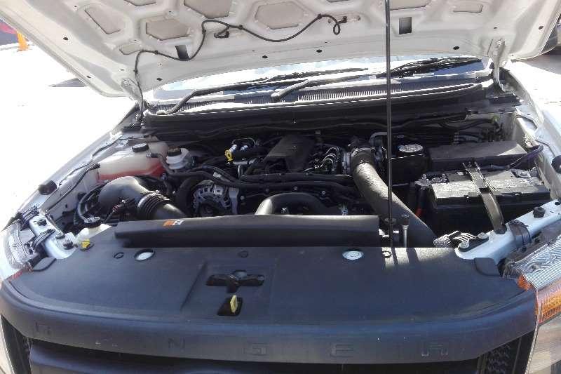 Ford Ranger Single Cab RANGER 2.2TDCi L/R P/U S/C 2015