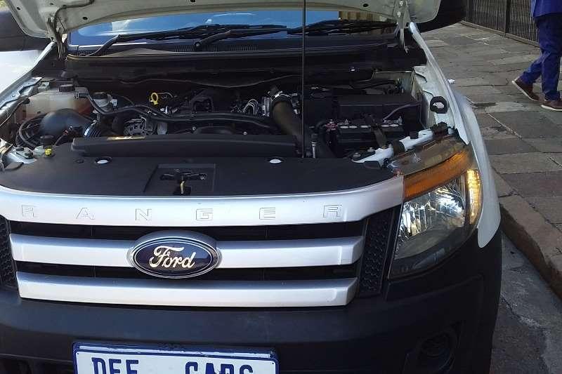 Used 2015 Ford Ranger Single Cab RANGER 2.2TDCi L/R P/U S/C