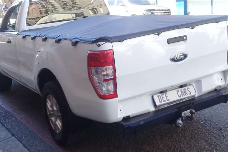 Ford Ranger Single Cab RANGER 2.2TDCi L/R P/U S/C 2015
