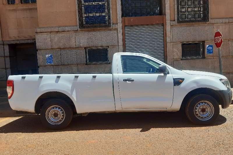 Used 2016 Ford Ranger Single Cab RANGER 2.2TDCi L/R P/U S/C