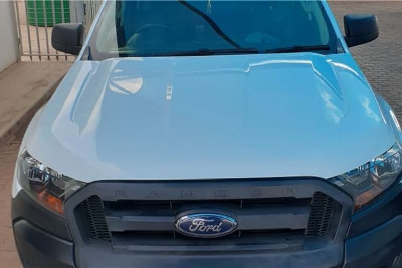 Ford Ranger Single Cab RANGER 2.2TDCi L/R P/U S/C 2017