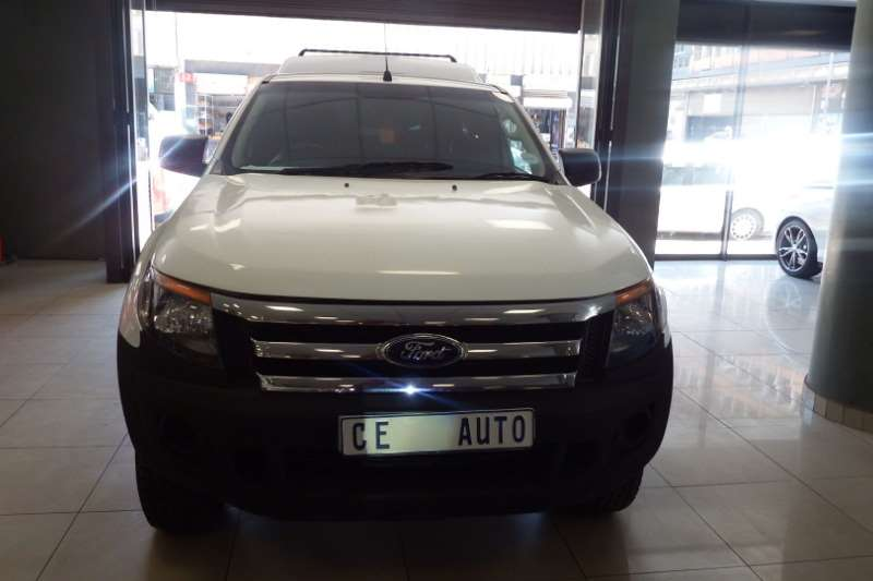 Ford Ranger Single Cab RANGER 2.2TDCi XL 4X4 P/U S/C 2013