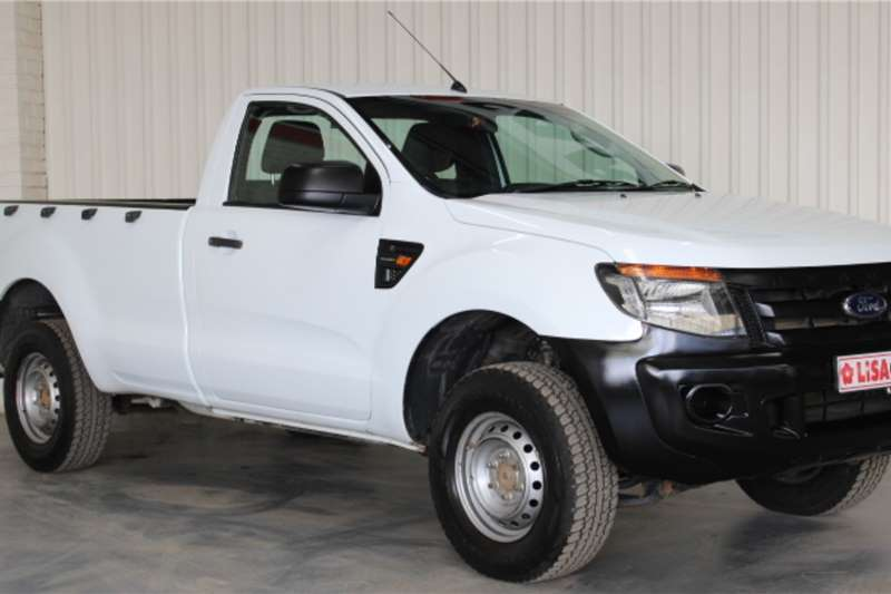 Ford Ranger Single Cab RANGER 2.2TDCi XL 4X4 P/U S/C 2014