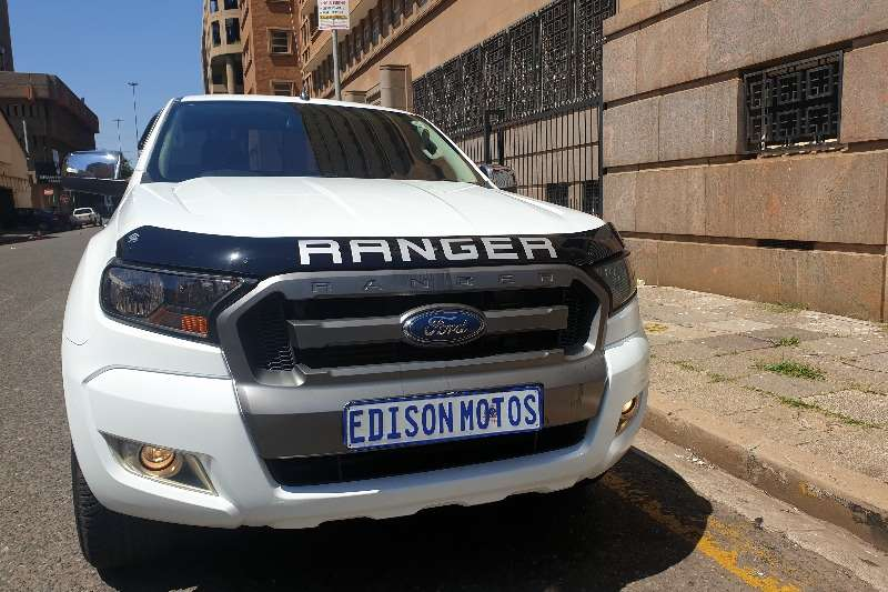 Ford Ranger Single Cab RANGER 2.2TDCi XL 4X4 P/U S/C 2016