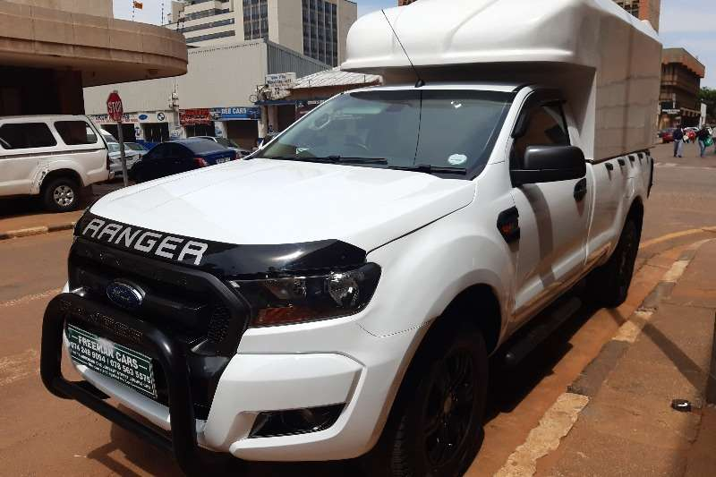 Used 2018 Ford Ranger Single Cab RANGER 2.2TDCi XL A/T P/U S/C